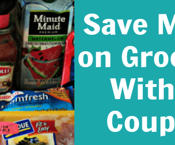 How to save money on groceries without coupons.