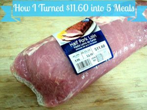 Freezer cooking Save Money on Meat