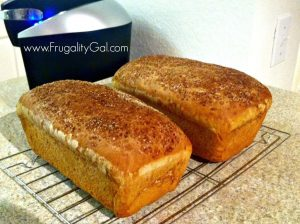 Freezer Cooking - Baking for the Freezer. #frugal