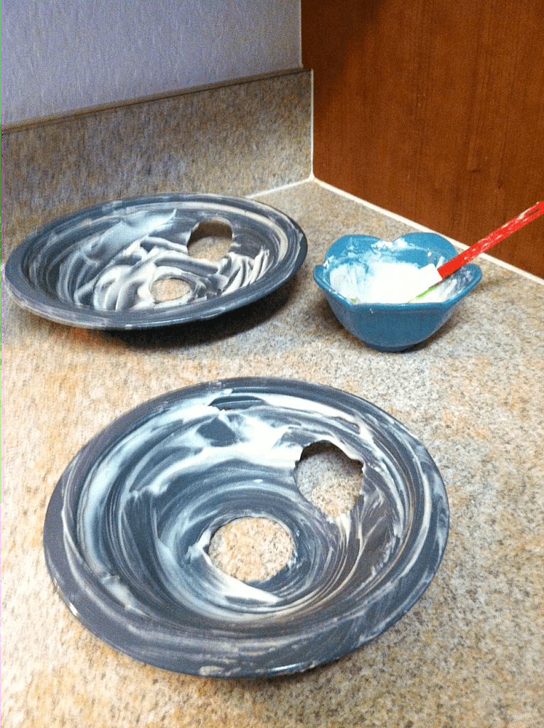 How To Clean Electric Stove Drip Pans Amp Burners Easily