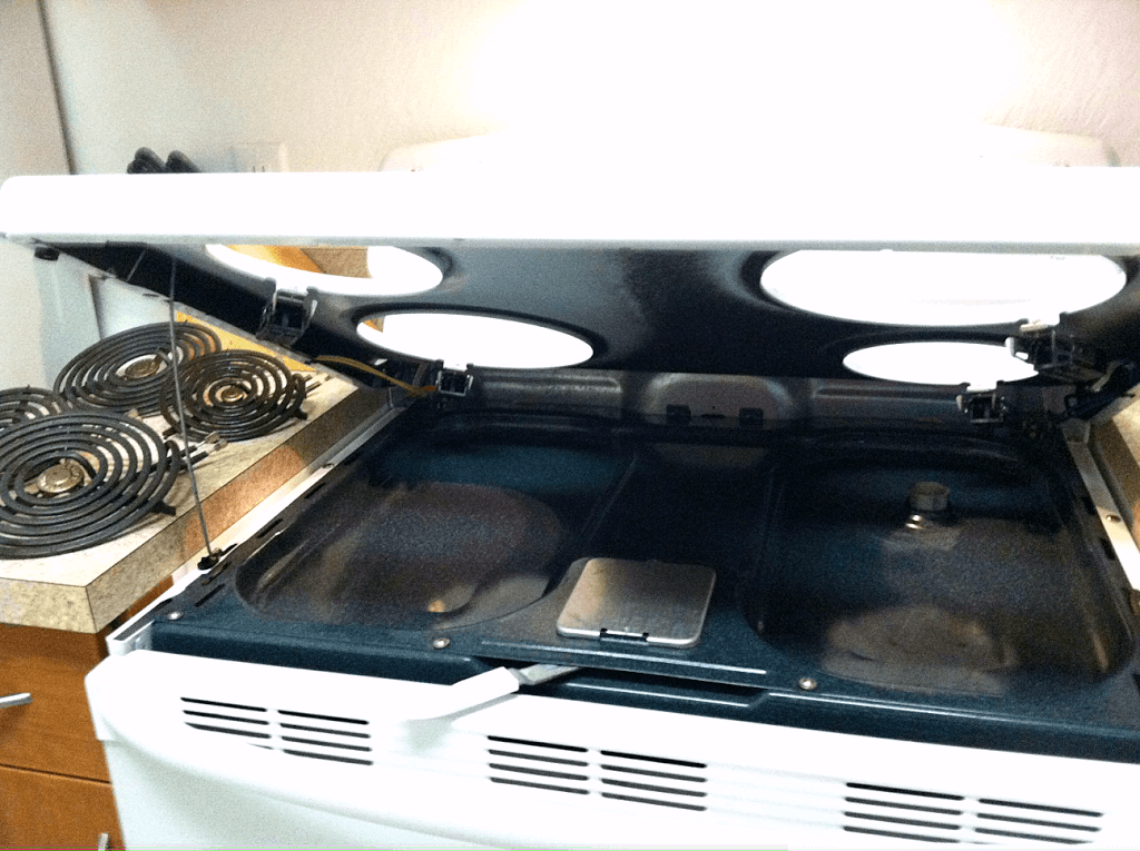 Way To Clean Stove Drip Pans