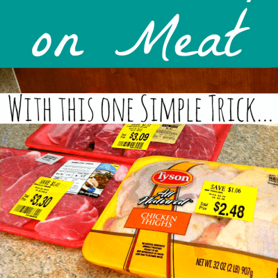 Frugal Tip: Effortlessly Save Money on Meat