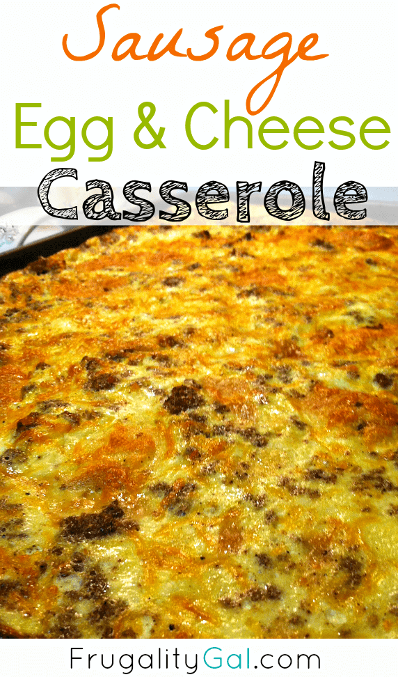 sausage-egg-cheese-casserole