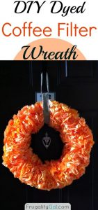 diy-dyed-coffee-filter-wreath-orange