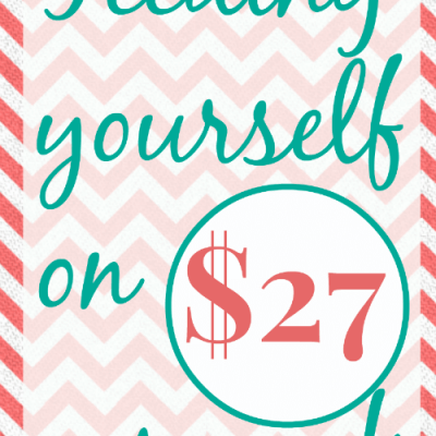 Day 4: $27/Week Grocery Budget Challenge