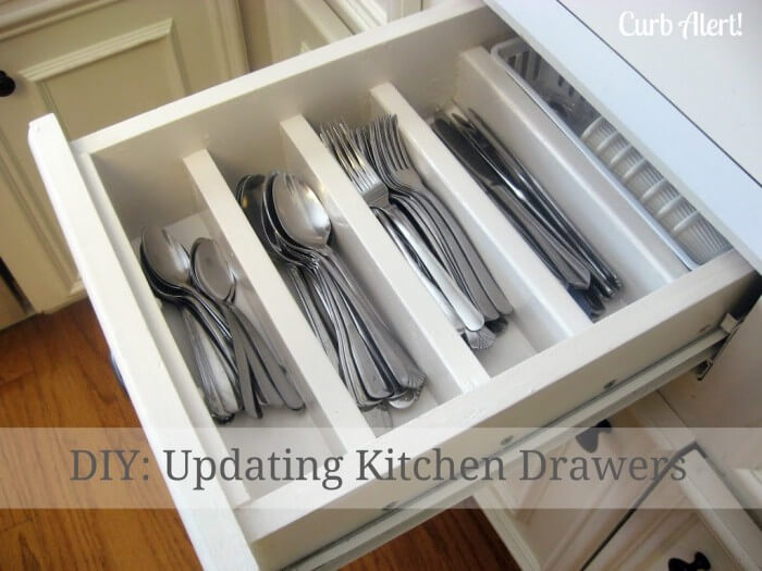 Frugal Kitchen Organizing Ideas