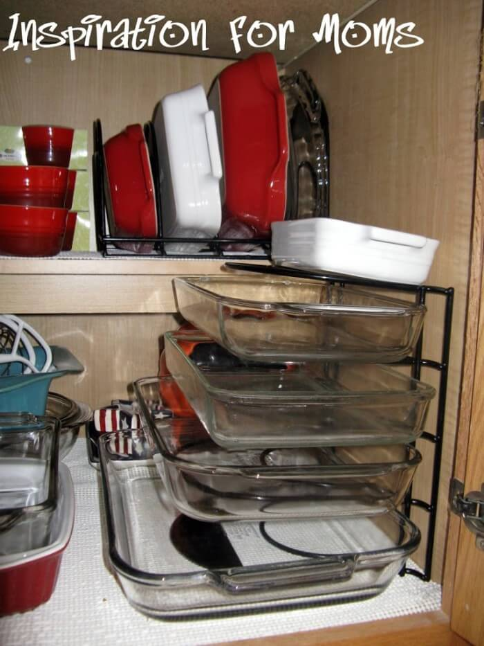 Cheap kitchen organizing ideas