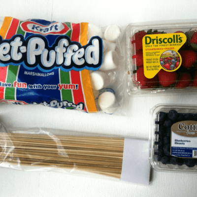 4th of July Berry Skewers & More