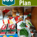 My $50 Menu Plan and 6 Ways I Keep Costs Down