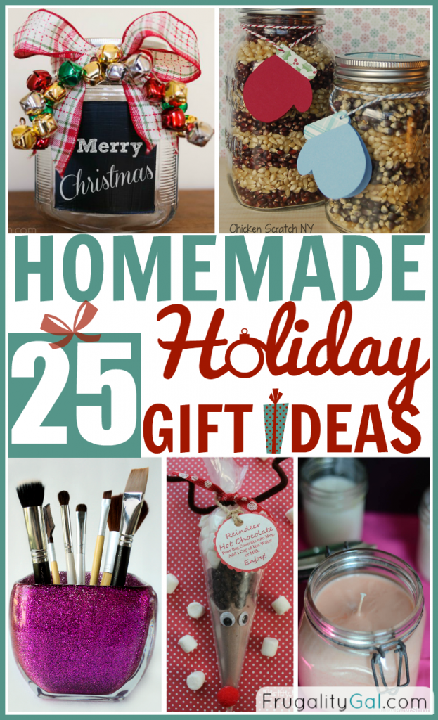 Gift ideas below and save yourself a few bucks in the process