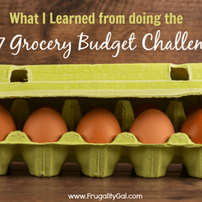 What I Learned from the $27 Challenge