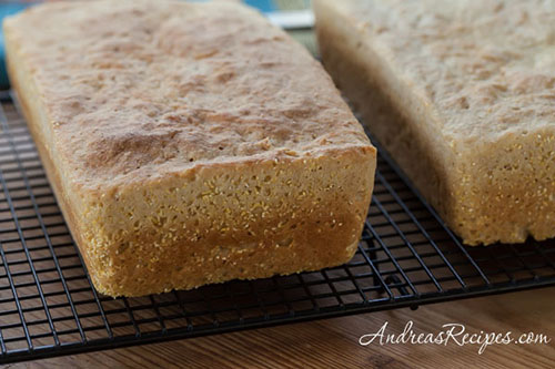 honey-wheat-english-muffin-bread-recipe