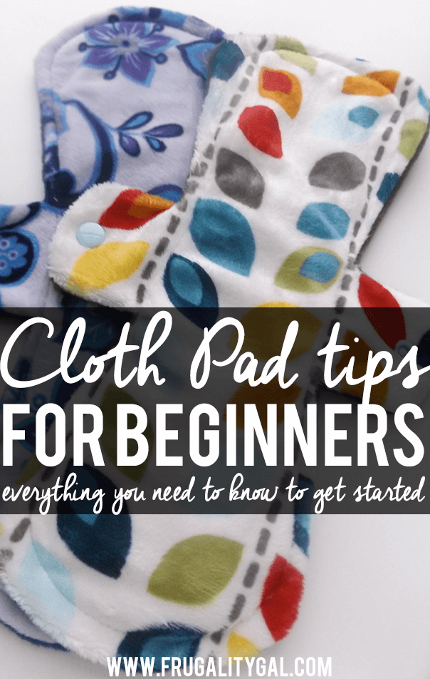 Cloth Pads for Beginners: Getting Started