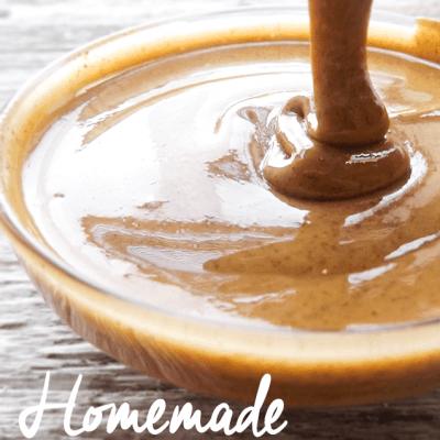 Frugal Experiment: Homemade Almond Butter