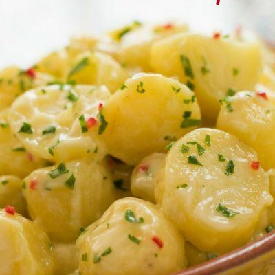 25 Frugal Side Dish Recipes
