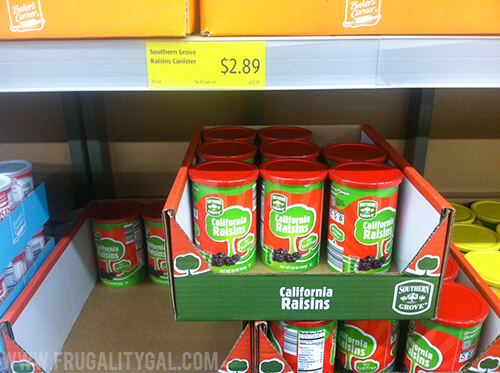 { Frugal Living } Ever wondered what to buy at Aldi? Here are 30 of the best buys to put on your Aldi shopping list!