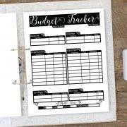 Budget-Tracker-Mockup