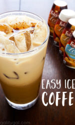 Make your own easy iced coffee in under a minute using these handy (and totally customizable) latte concentrates!