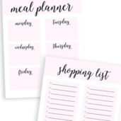 meal-planner-and-shopping-list