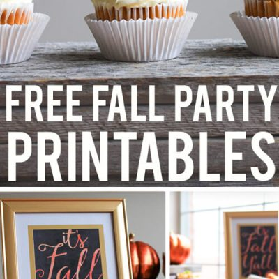 4 Easy Tips for Inexpensive Party Decor