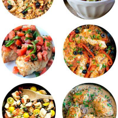 17 Healthy One Pot Meals