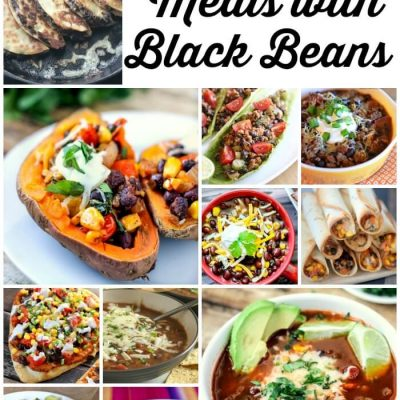 19 Creative Black Bean Dinner Ideas
