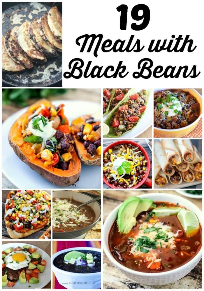 Creative Black Bean Dinner Ideas To Make Tonight!