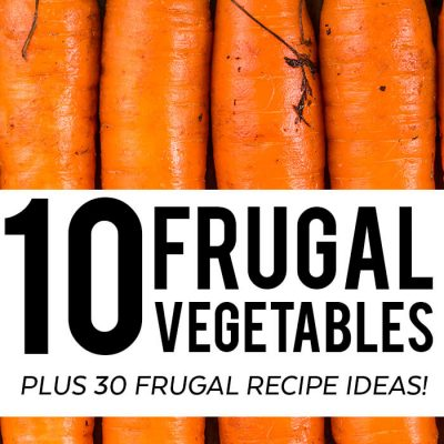 10 Frugal Vegetables To Add Into Your Rotation