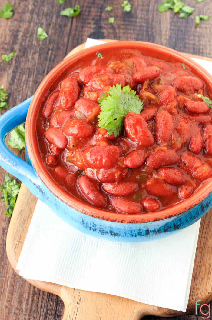 If you're a fan of Puerto Rican recipes, these Puerto Rican beans ...