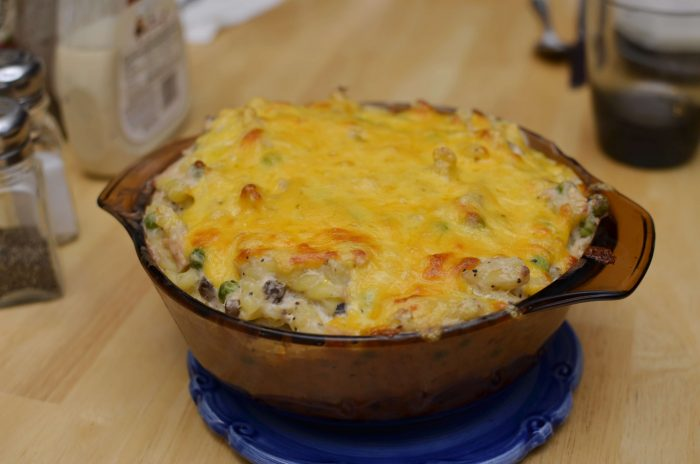 Tuna Noodle Casserole via Like Mother Like Daughter