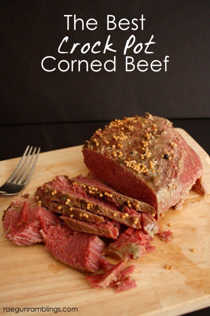 The Best Slow Cooker Corned Beef by Raeguns Ramblings