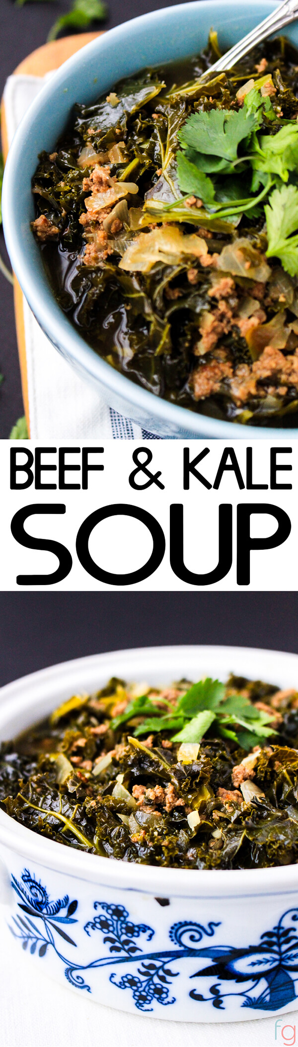 Beef and Kale Soup Recipe