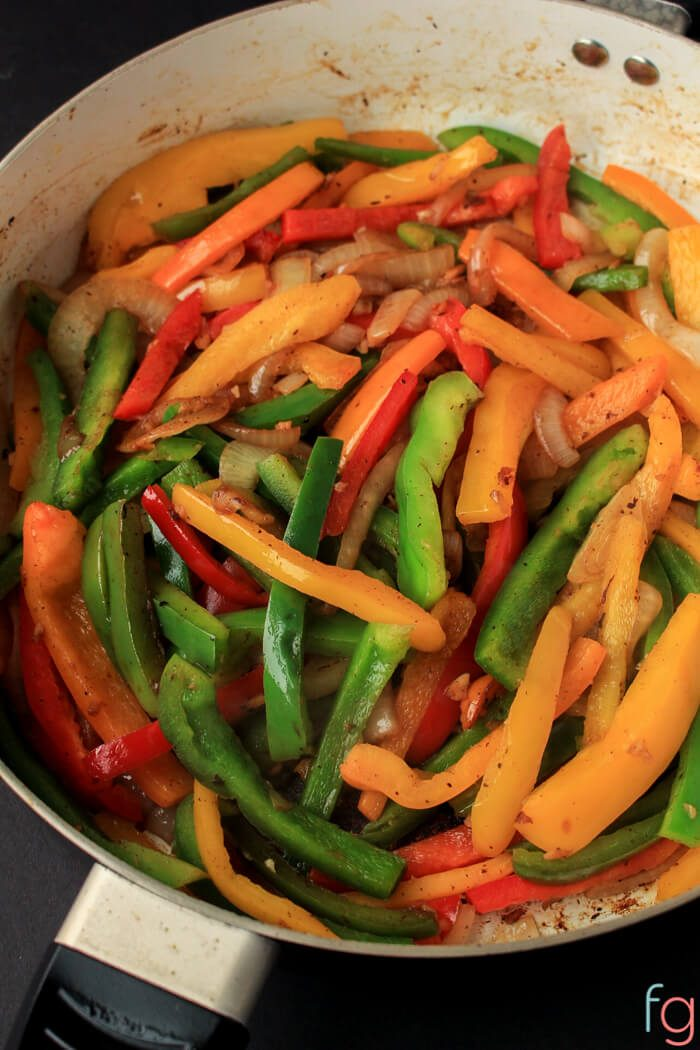 EASY 30 minute recipe for Sausage and Peppers Skillet. A quick, convenient and tasty one pot meal that will not disappoint!