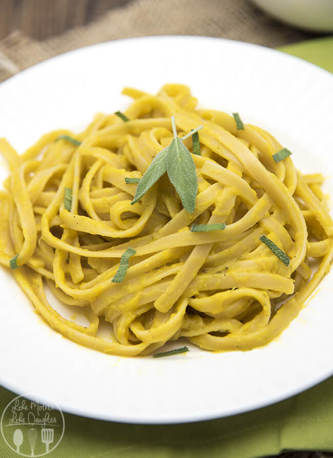 Butternut Squash Pasta by LMLD Food