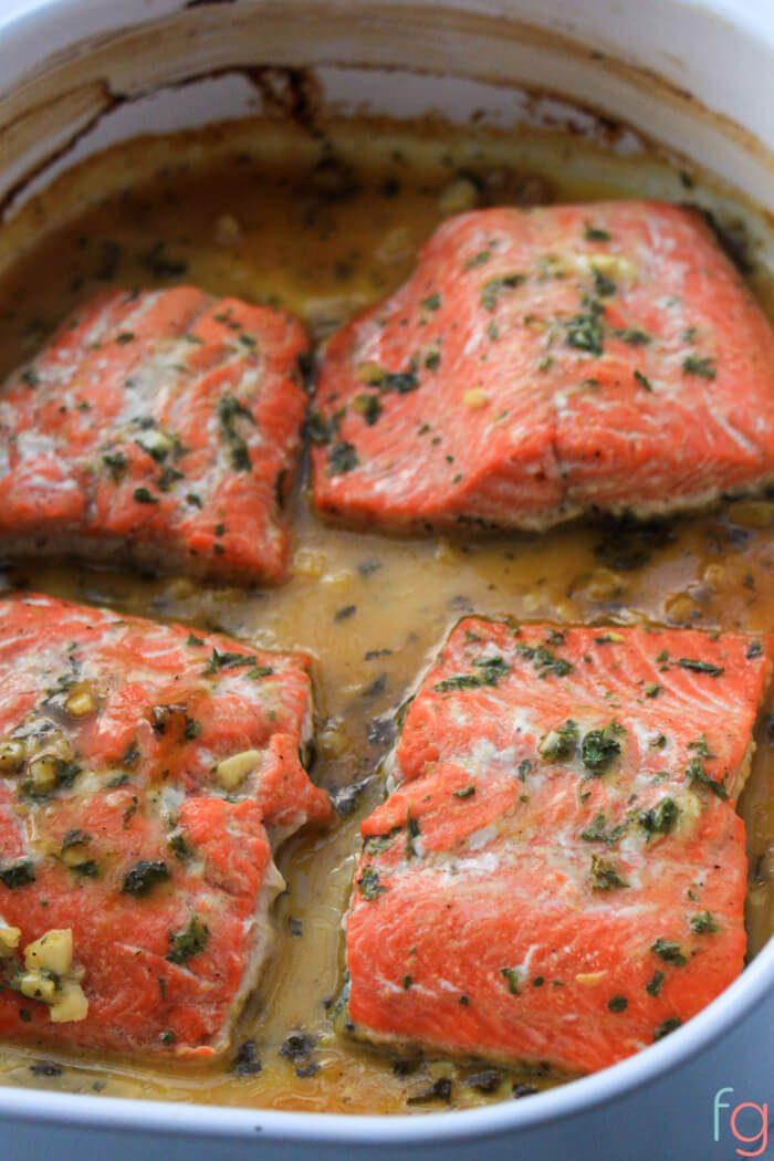 Honey Dijon Baked Salmon Recipe   Salmon Recipes Baked   Healthy Dinner Recipes   30 Minute Meals   Quick Healthy Dinner