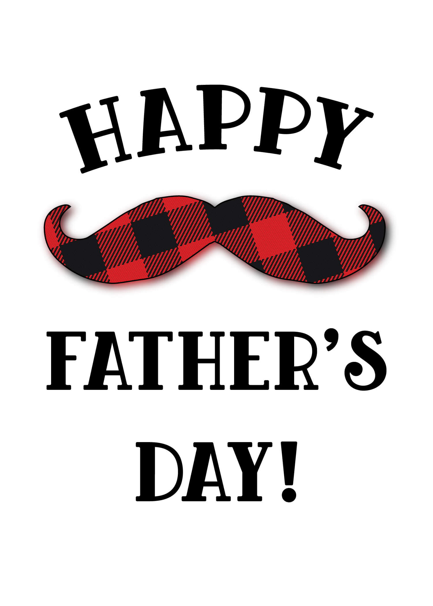 image relating to Father's Day Printable Cards titled Fathers Working day Card - Totally free Printable
