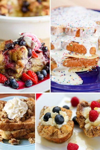 20 French Toast Recipe Ideas