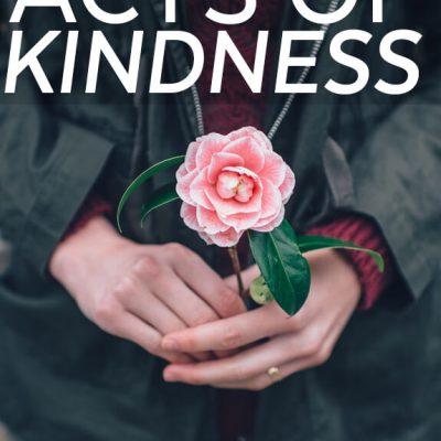 21 Random Acts of Kindness Ideas