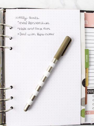 Bullet Journal Ideas   Bullet Journaling   Bullet Journal Printables   Bullet Journal Layout   Planner Ideas   Dot Grid Paper Printable