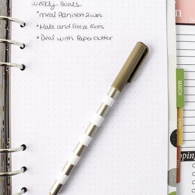 Dot Grid Paper Printable for Bullet Journaling