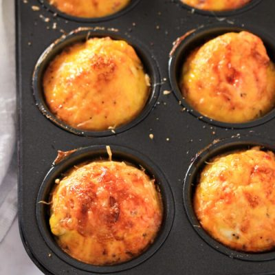 How to Make Salsa Scrambled Egg Muffin Cups in 25 Minutes {WW 0 Purple/Blue, WW 3 Green, Keto, Vegetarian, Gluten Free}