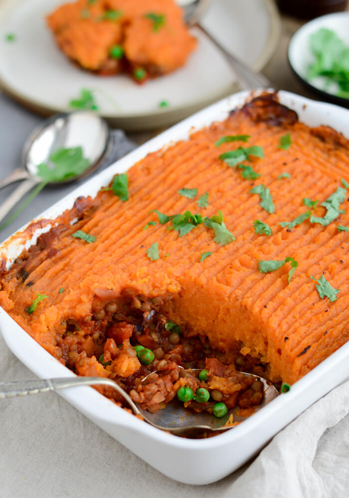 Vegan Shepherd's Pie - 20 Vegan Dinners You Should Make Tonight