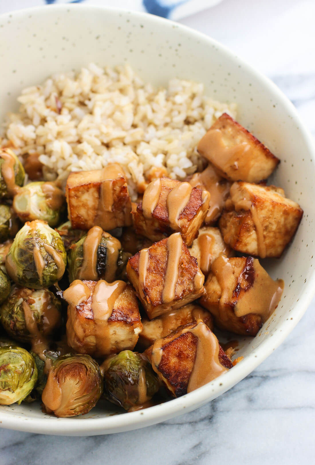 Sheet Pan Tofu - 20 Vegan Dinners You Should Make Tonight