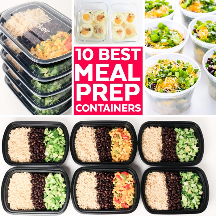 These are the best meal prep containers available online