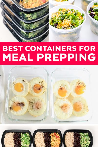 10 Best Meal Prep Containers