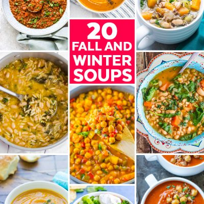 20 Fall Soups and Stews
