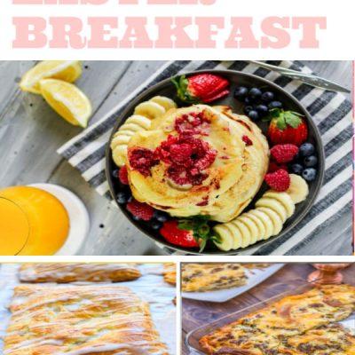 9 Easter Morning Breakfast Ideas