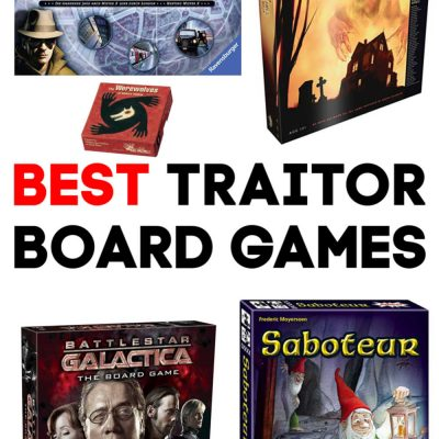 Best Traitor Board Games