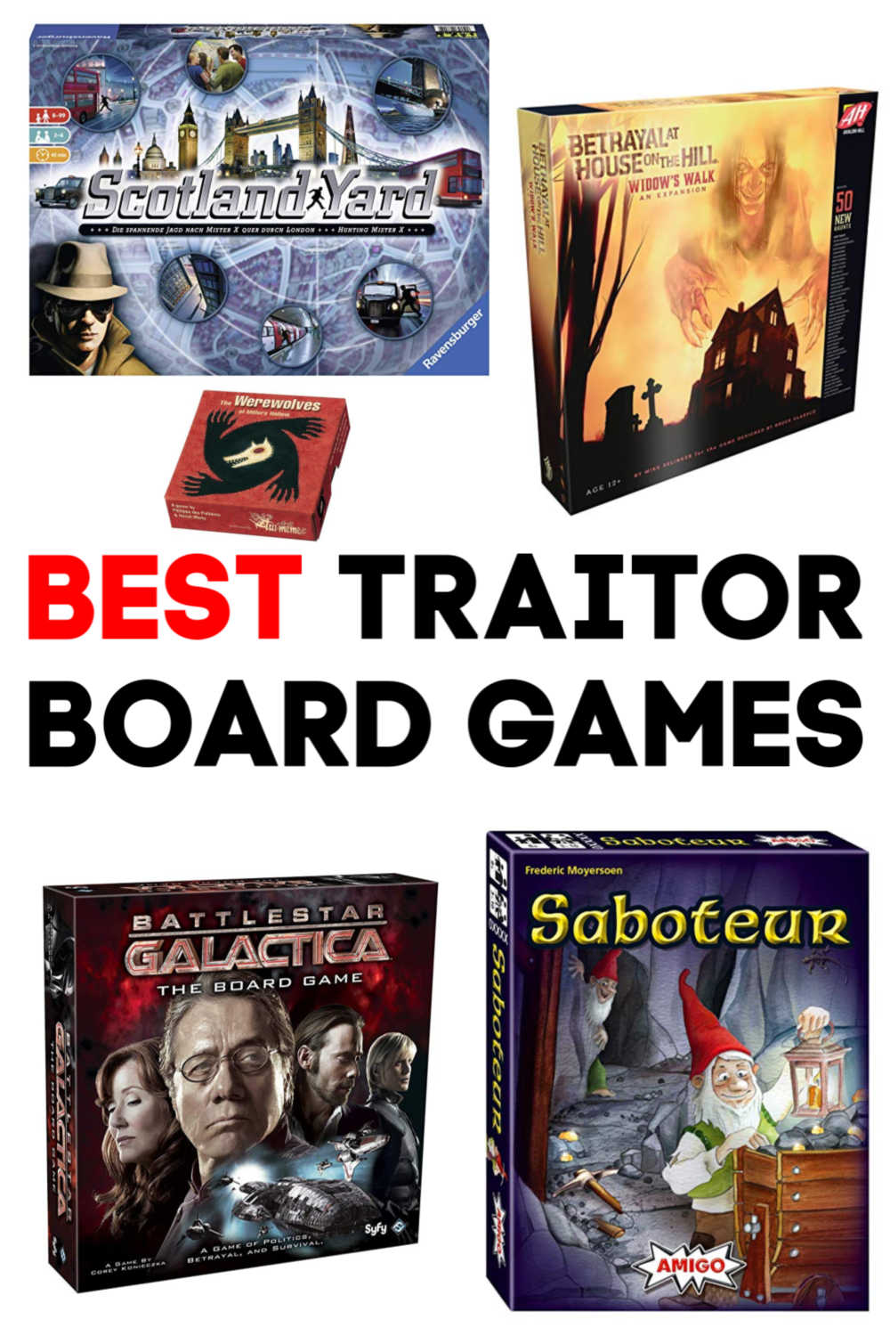 Best Traitor Board Games. Master the games with the uninformed majority #boardgames #traitor #spy #games