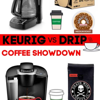 Keurig vs. Drip Coffee